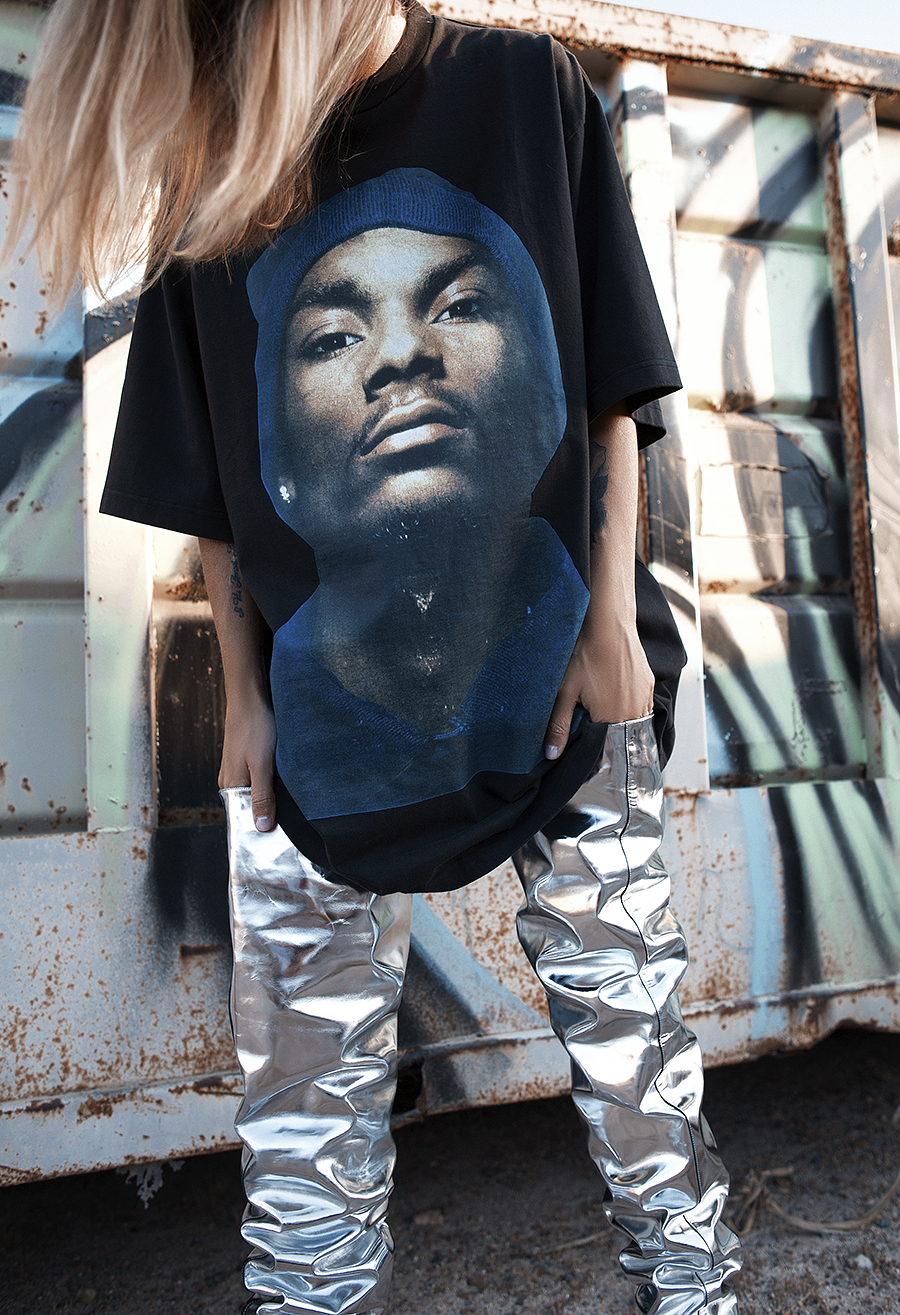 Native Fox - Jennifer Grace : Snoop - Photo 3: Balenciaga, Celine, Vetement