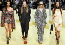 Native Fox - Jennifer Grace : London Fashion Week Spring 2017
