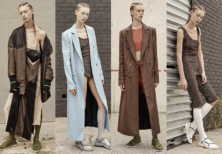 Native Fox - Jennifer Grace : Milan Fashion Week Spring 2017