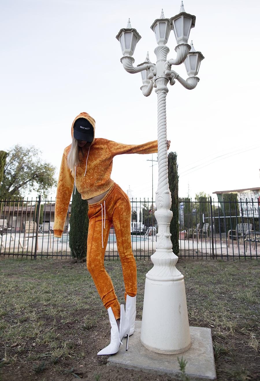 Native Fox - Jennifer Grace : Citizen - Photo 1: Balenciaga, Cotton Citizen, Why Not