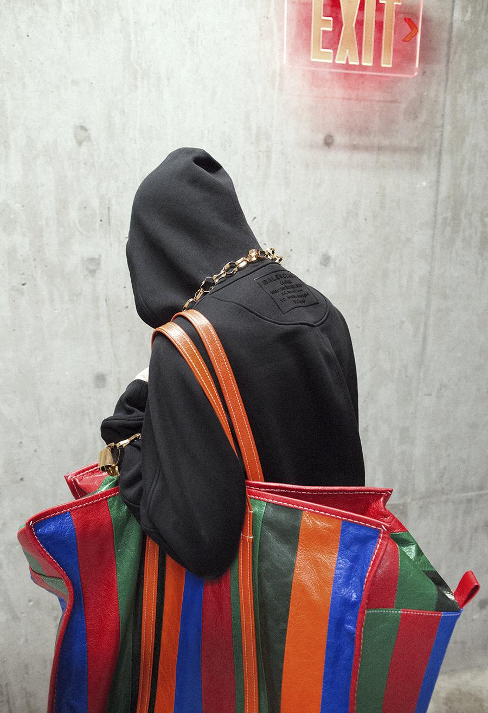 Native Fox - Jennifer Grace : Bazar - Photo 10: Balenciaga