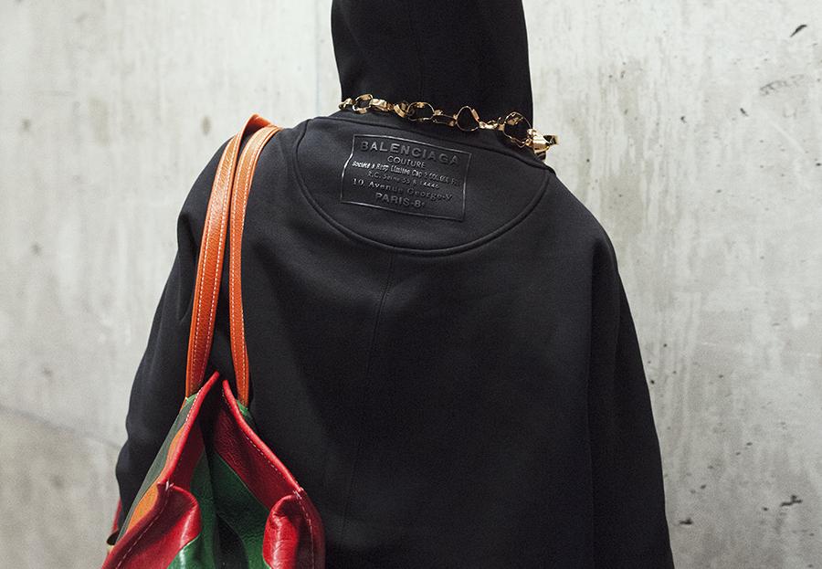 Native Fox - Jennifer Grace : Bazar - Photo 6: Balenciaga