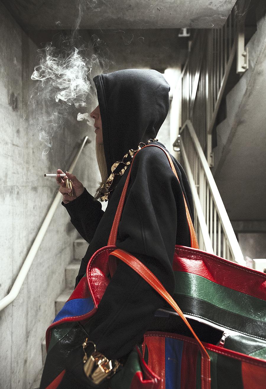 Native Fox - Jennifer Grace : Bazar - Photo 7: Balenciaga