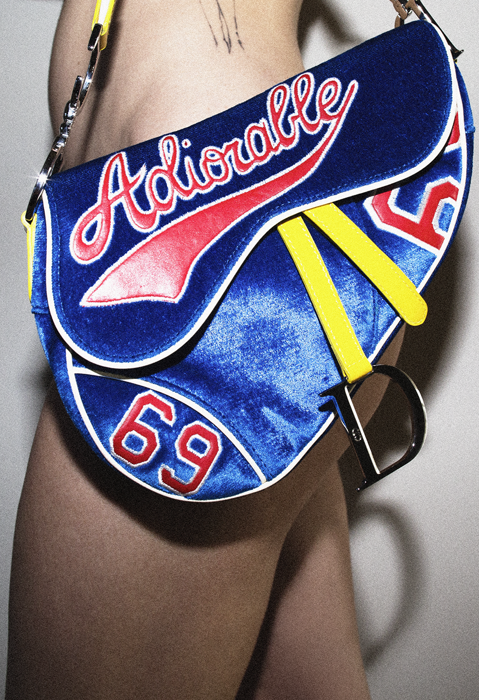Native Fox - Jennifer Grace : Adiorable - Photo 2: Dior