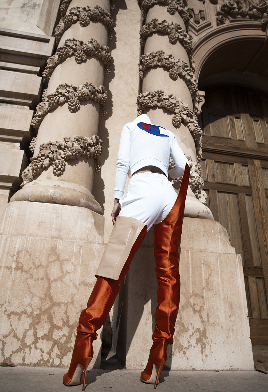 Native Fox - Jennifer Grace : L'Orange - Photo 10: Vetements