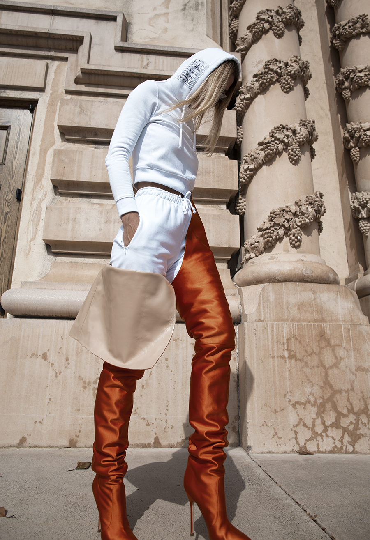 Native Fox - Jennifer Grace : L'Orange - Photo 5: Vetements