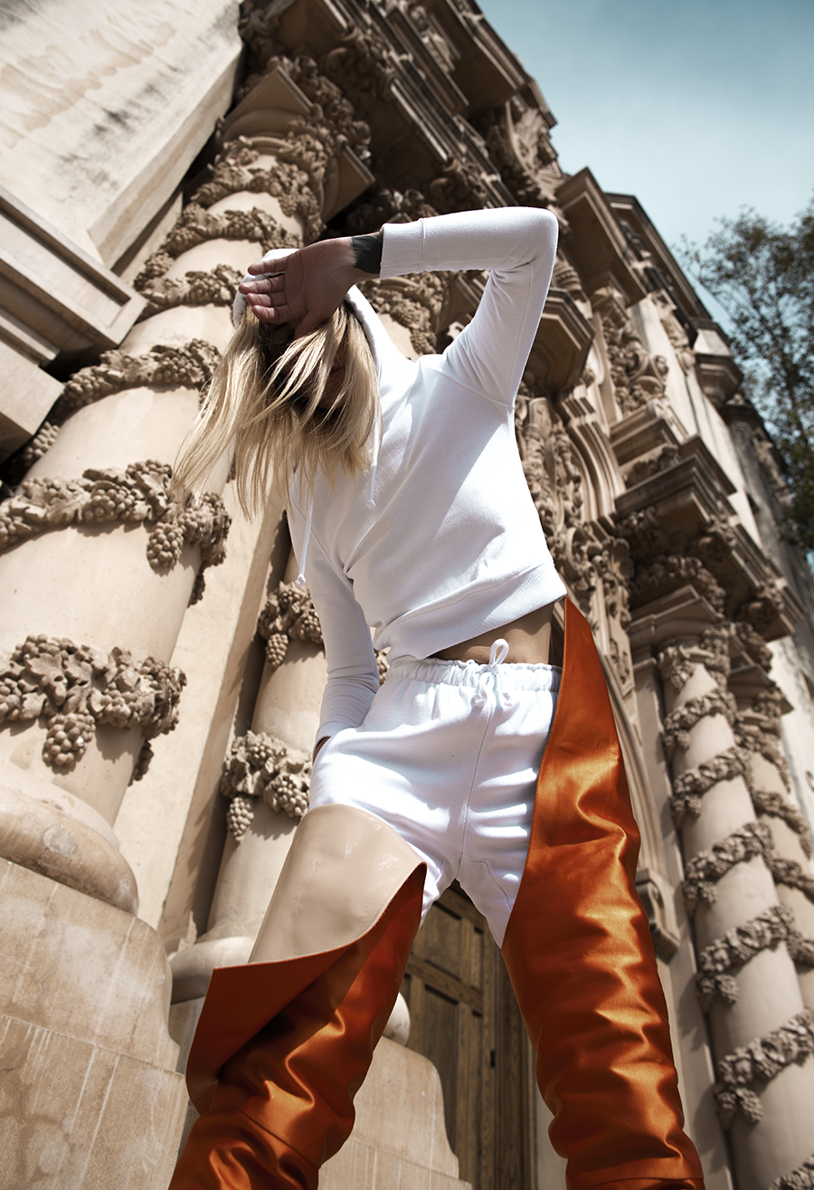 Native Fox - Jennifer Grace : L'Orange - Photo 9: Vetements