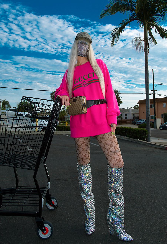 Native Fox - Jennifer Grace : Negozio - Photo 1: Gucci, Saint Laurent